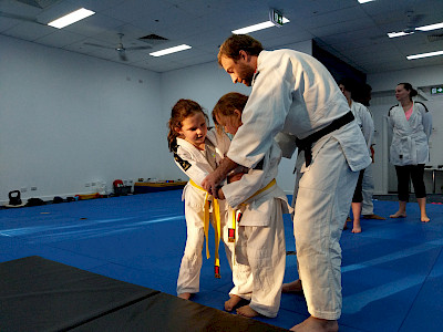 Mixed Ages Judo image